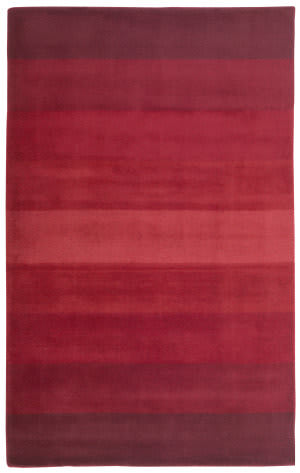 St. Croix Aspect Ct09 Red Area Rug
