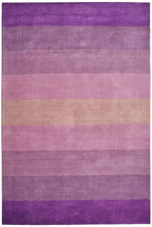 St. Croix Aspect Ct10 Purple Area Rug