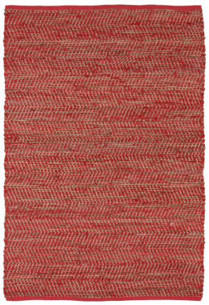 St. Croix Earth First Dh03 Red Area Rug