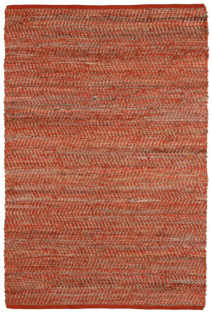 St. Croix Earth First Dh04 Orange Area Rug