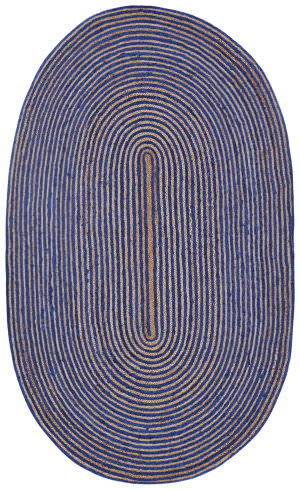 St. Croix Earth First Hc00 Blue Area Rug