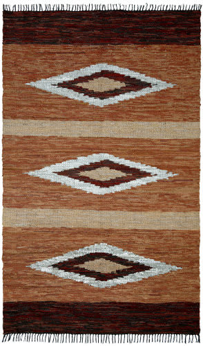 St. Croix Matador Lcd08 Brown Area Rug