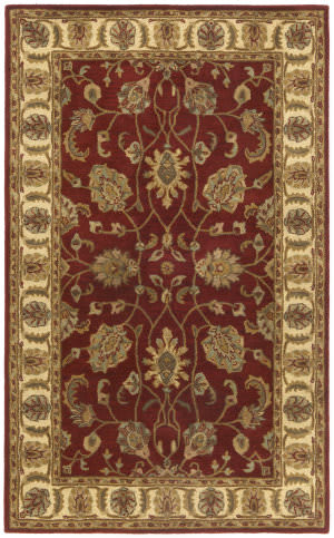St. Croix Traditions Pt50 Saffron Area Rug