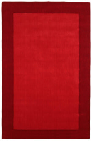 St. Croix Pulse Sct16 Red Area Rug