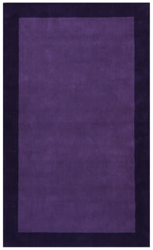 St. Croix Pulse Sct17 Purple Area Rug