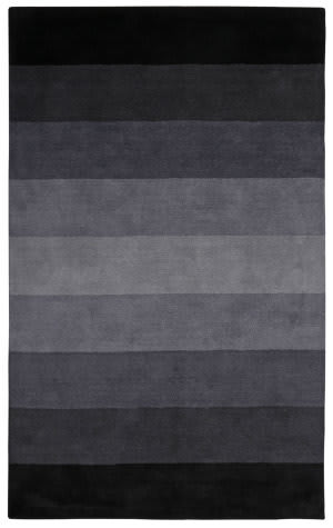 St. Croix Aspect Sct21 Black Area Rug