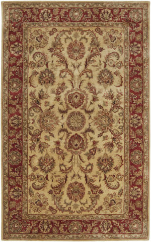 Custom Surya Ancient Treasures A-111 Gold Area Rug