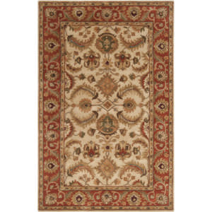 Surya Ancient Treasures A-160 Desert Sand Area Rug