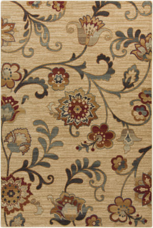 Surya Arabesque ABS-3027 Taupe Area Rug