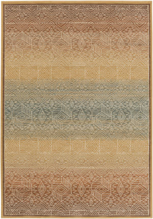 Surya Arabesque Abs-3041 Gold Area Rug