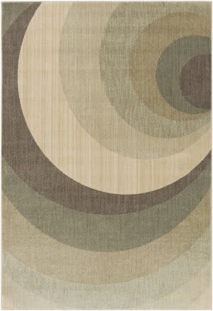 Surya Arabesque Abs-3047 Olive Area Rug