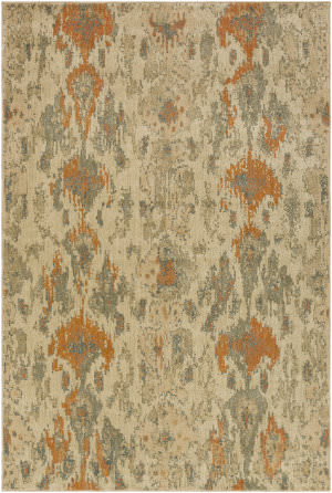 Surya Arabesque Abs-3057 Beige Area Rug