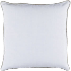 Surya Sasha Pillow Ah-005 Pale Blue