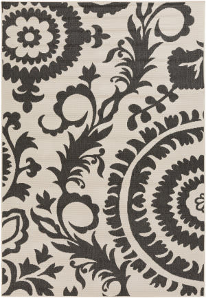 Surya Alfresco ALF-9612 Gray Area Rug