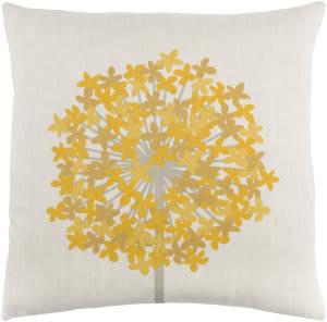 Surya Agapanthus Pillow Ap-001