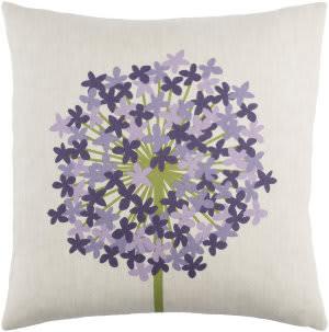 Surya Agapanthus Pillow Ap-004