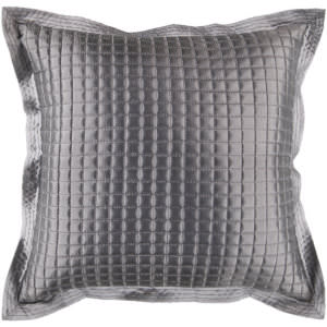 Surya Pillows AR-005 Gray