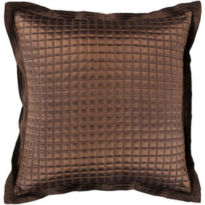 Surya Pillows AR-007 Chocolate