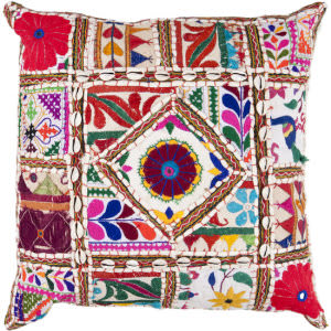 Surya Pillows AR-068 Multi
