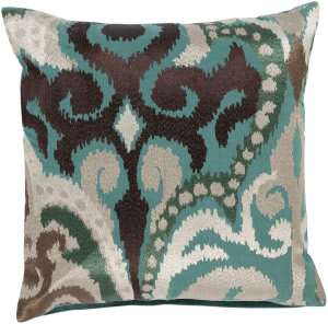 Surya Ara Pillow Ar-074 Multi
