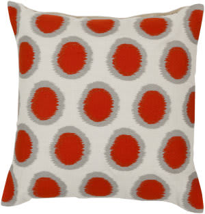 Surya Ikat Dots Pillow Ar-092