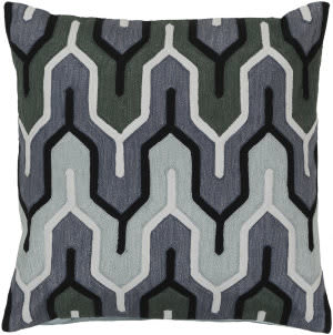 Surya Aztec Pillow Ar-112 Multi