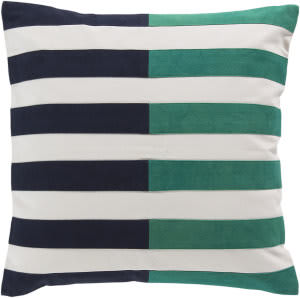 Surya Oxford Pillow Ar-132 Green