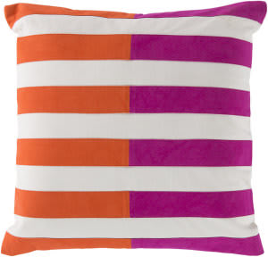 Surya Oxford Pillow Ar-133 Magenta