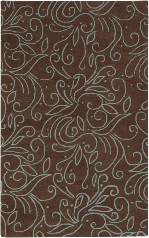 Surya Artist Studio ART-66 Brown Blue Area Rug
