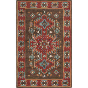 Surya Arizona ARZ-1004 Coffee Bean Area Rug