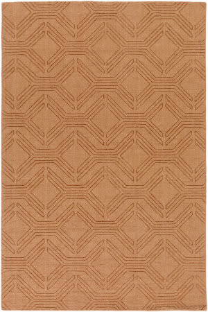 Surya Ashlee Asl-1007 Burnt Orange Area Rug