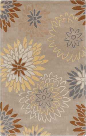 Surya Athena ATH-5106 Pussywillow Gray Area Rug