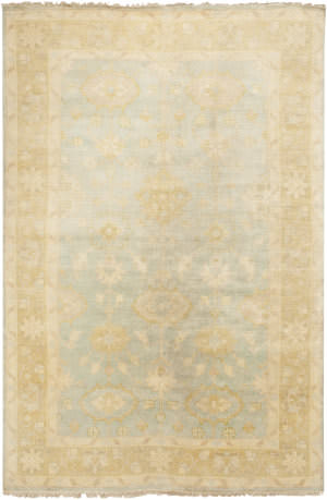 Surya Antique Atq-1005 Beige Area Rug