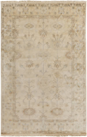 Surya Antique Atq-1010 Beige Area Rug