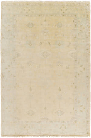 Surya Antique Atq-1011 Beige Area Rug