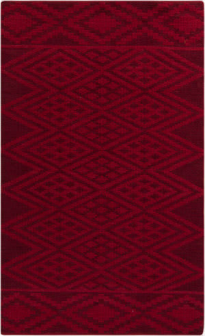 Surya Aztec AZT-3002 Red Area Rug
