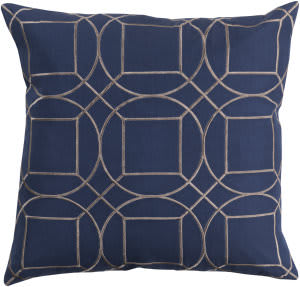 Surya Skyline Pillow Ba-013