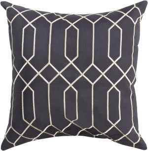 Surya Skyline Pillow Ba-035