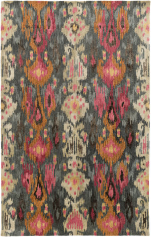 Surya Banshee Ban-3354 Burnt Orange Area Rug