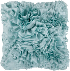Surya Prom Pillow Bb-033 Sea Foam