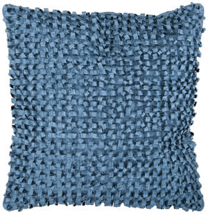 Surya Andrew Pillow Bb-038 Blue