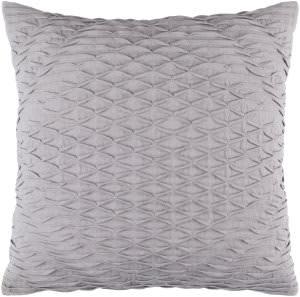 Surya Baker Pillow Bk-004 Grey