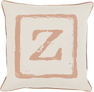 Surya Big Kid Blocks Pillow Bkb-030 Camel