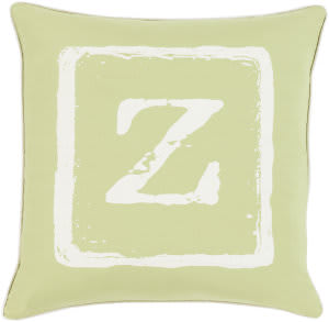 Surya Big Kid Blocks Pillow Bkb-035 Lime