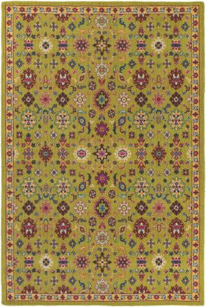 Surya Bukhara Bkr-1000 Olive Area Rug