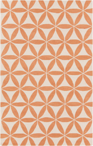 Surya Brentwood BNT-7696 Rust Area Rug