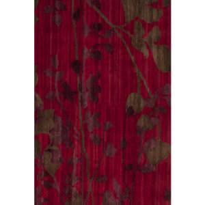 Rugstudio Sample Sale 61426R Venetian Red Area Rug