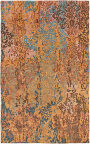 Surya Brocade Brc-1009 Chocolate Area Rug