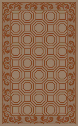 Surya Bordeaux BRD-6003  Area Rug