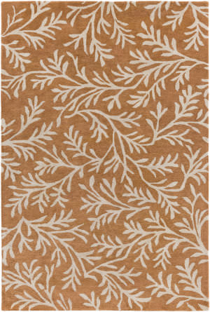 Surya Brilliance Brl-2010 Burnt Orange Area Rug